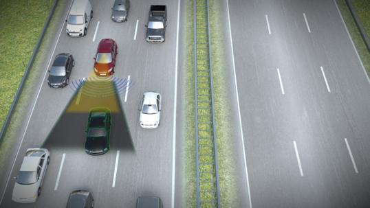 Ford développe un assistant à la conduite dans les embouteillages et une nouvelle aide au stationnement