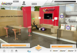 l'adrep lance le Salon Virtuel de l'Orientation
