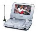 Le MP70D vient enrichir la gamme des lecteurs DVD/TV portables de MUSTEK