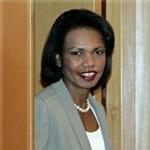 Visite surprise à Bagdad de Condoleezza Rice