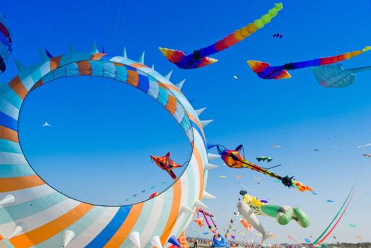 Les cervolistes des 5 continents se donnent rendez-vous à Dieppe, au plus grand festival mondial du genre