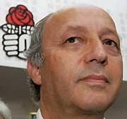 Fabius en campagne contre Nicolas Sarkozy …