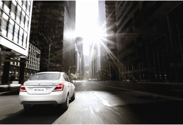 Renault élargit son offre sur le marché indien avec Nouvelle Renault Scala,