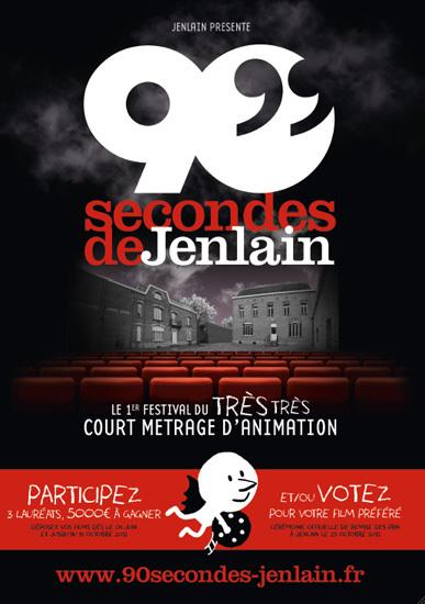 1er Festival du très très court métrage d'animation à Jenlain