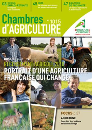 Portrait d'une agriculture qui change !