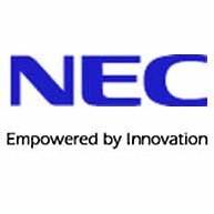 Le logo de Nec