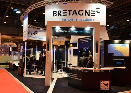 Nautic 2012 : la Bretagne incontournable