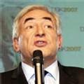 Strauss-Kahn et Fabius invisibles jeudi soir sur fond d'implosion politique
