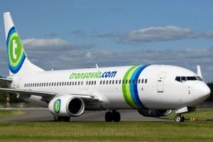 Bons résultats pour Transavia France en novembre !
