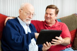 La tablette, cadeau rêvé pour 51% des seniors