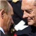Vladimir Poutine en invité surprise pour les 74 ans de Jacques Chirac ?