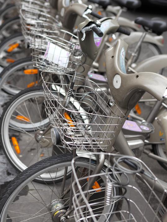 Vélib', le système de vélos en libre-service parisien plaît plus que jamais!