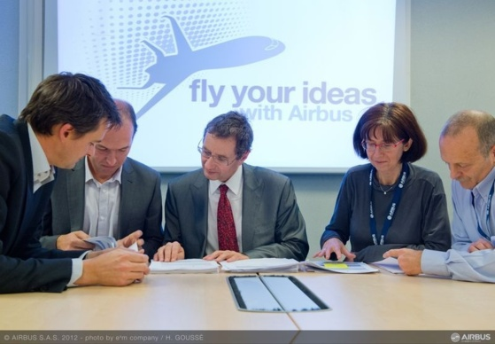 Plus de 6 000 étudiants du monde entier relèvent le défi lancé par Airbus dans le cadre du concours Fly Your Ideas