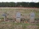 Encore des tombes profanées