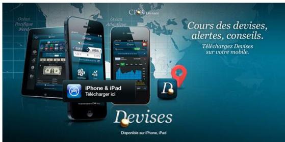 CPoR Devises propose Le must have des applications mobiles pour voyager !