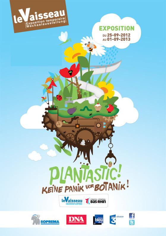 Strasbourg : Cet hiver au Vaisseau,  des plantes, pêche aux sons et voyage vers Mars !
