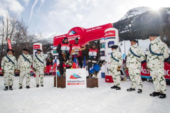 C'est le Tchèque Jiri VONDRAK qui remporte la 9ème édition de La Grande Odyssée Savoie Mont Blanc.