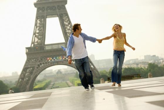 En février, Paris célèbre la romance