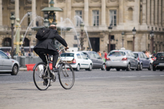« Le vélo et les Français en 2012 »