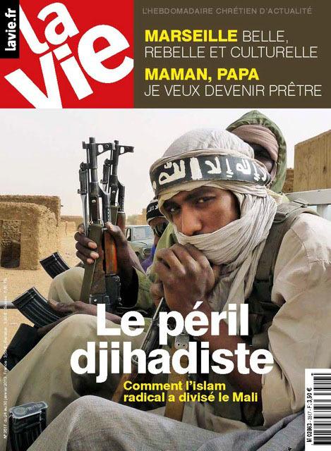 """Cette semaine dans LA VIE : """"Le péril djihadiste"""""""