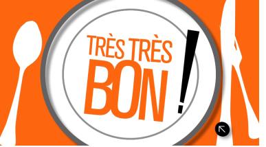 Très Très Bon, c'est désormais 26 min de plaisir culinaire tous les dimanches à 11h30 sur Paris Première.