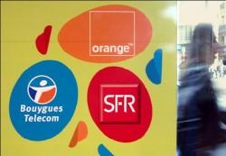 Entente Orange-SFR-Bouygues Telecom: l'amende de 534 M d'euros confirmée en appel