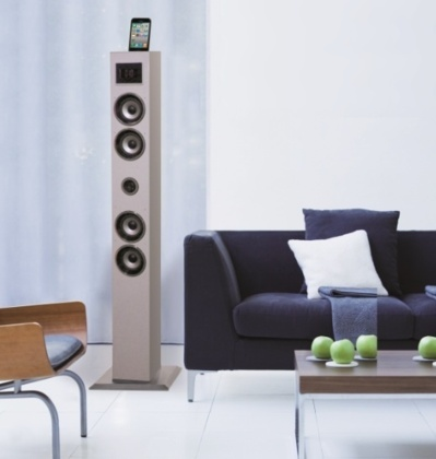 La SV-T04 BT : une tour audio  « Universelle »