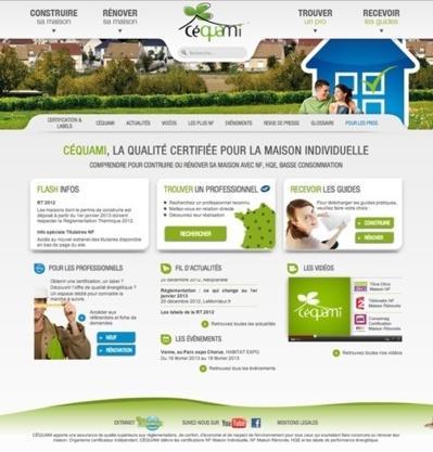 www.mamaisoncertifiee.com, un site entièrement rénové pour mieux comprendre les labels et certifications, bien construire et rénover sa maison