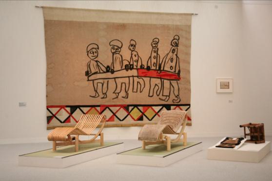 """Biennale Internationale Design Saint-Etienne : l'exposition """"Charlotte Perriand et le Japon"""""""