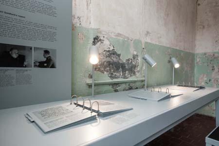 GE Lighting fait la lumière sur l'ancienne prison du KGB à Potsdam