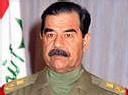 Saddam Hussein dans le couloir de la mort