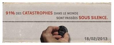 La Croix-Rouge française s'engage dans une campagne européenne de sensibilisation sur les catastrophes silencieuses