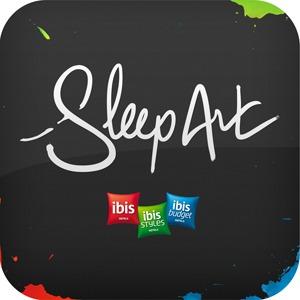 "La famille ibis lance son application iPhone Sleep Art"""