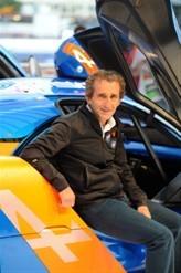 Renault et Alain Prost prolongent leur partenariat
