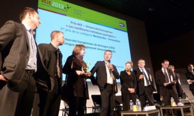 La Bretagne, tête-chercheuse et territoire d'innovation récompensée pour ses « bonnes pratiques » partenariales