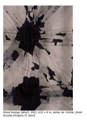 Rétrospective de l'artiste Edward Baran au musée des Beaux-Arts d'Angers