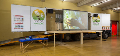 Intensification sur le terrain des programmes de soutien aux planteurs de cacao de Côte d'Ivoire