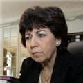 Corinne Lepage, le 16 janvier 2007 à Paris