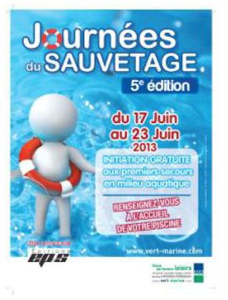 5ème édition de l'opération « Journées du sauvetage »