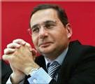 Eric Besson aux cotés de François Hollande