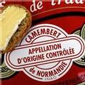 Le camembert au lait cru d'Isigny pourrait perdre son AOC