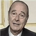 Départ de Sarkozy et soutien de Chirac