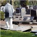 Tombes juives dégradées dans un cimetière de Lille
