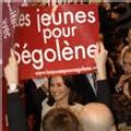 Les nouveaux inscrits votent plus pour Royal et moins pour Le Pen