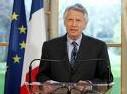 Villepin ira à Bercy