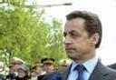 Sarkozy investi président de la République