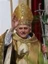Le pape Benoît XVI en France en mai 2008