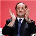 Hollande en campagne à Bordeaux, dans un 'esprit de conquête'