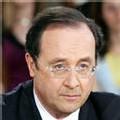 Hollande veut rester premier secrétaire du PS jusqu'en 2008
