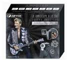 Un caméscope 720 dp + un DVD inédit de Johnny, le Roi du Rock'n'Roll pour seulement 99 euros !